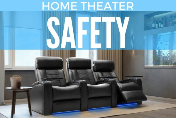 home theater safety precautions