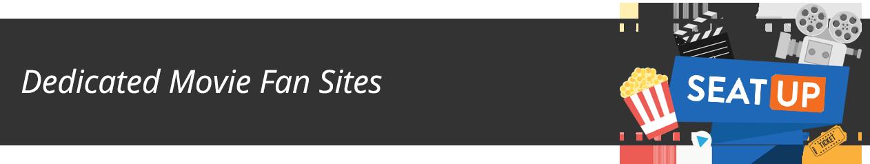 Dedicated Movie Fan Sites