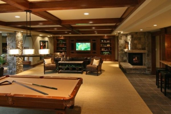 Transforming Your Basement Into A Man Cave The Ultimate Guide With Cost Breakdown Seatup Llc