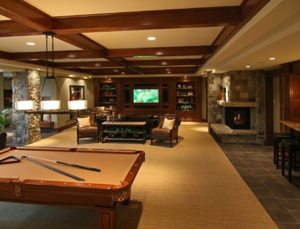 Man Cave Basement Designs 1000 Ideas About Basement Man Caves On Pinterest Medium Kitchen Designs Seatup Llc