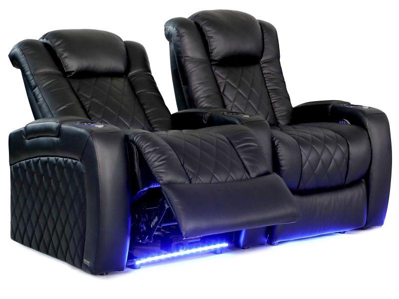 Octane Continental Lhr Power Headrest, Theater Seating Furniture
