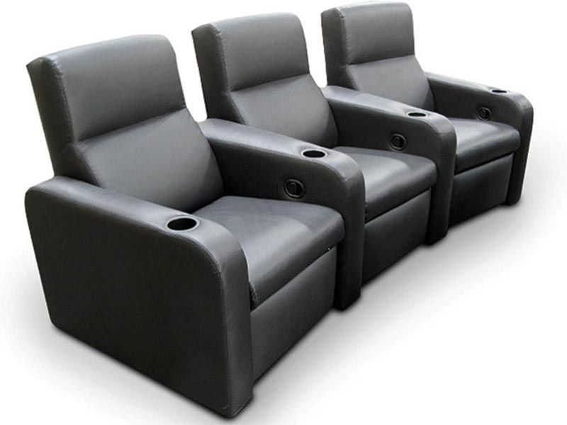 Fortress Seating Californian Black Leather Seatup Com