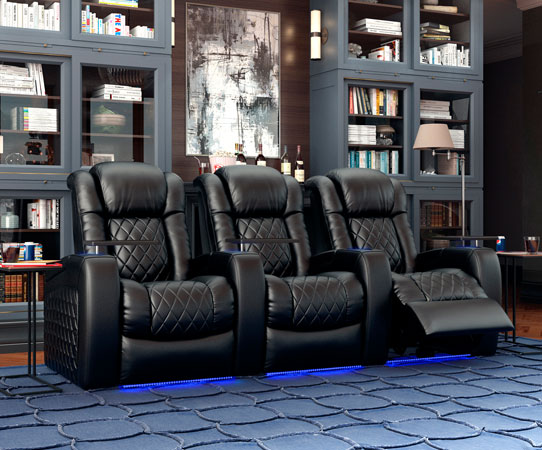 Home Theater Seating Media Room Furniture Seatup Com