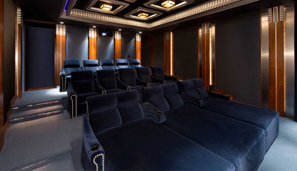 Luxurious Fortress Seating Upscale