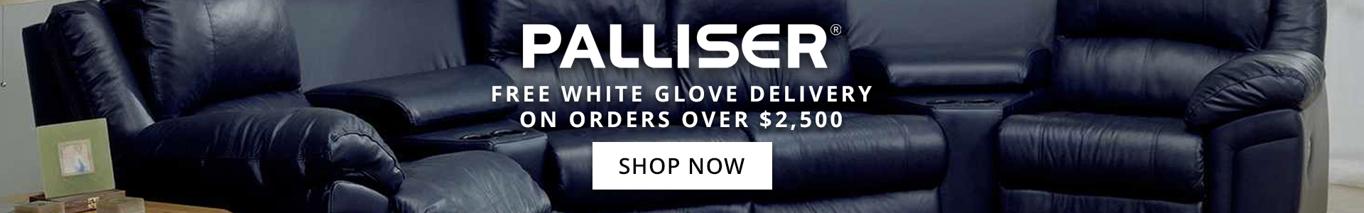 Cyber Monday Palliser Sale