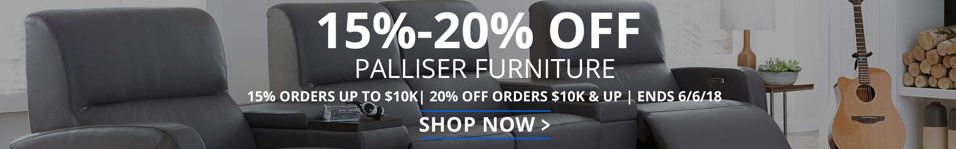 Seatup.com Palliser Sale